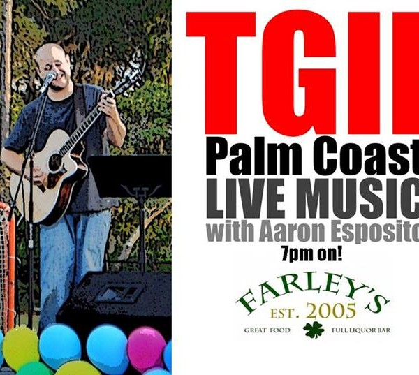 Aaron Esposito LIVE | Farley's Irish Pub