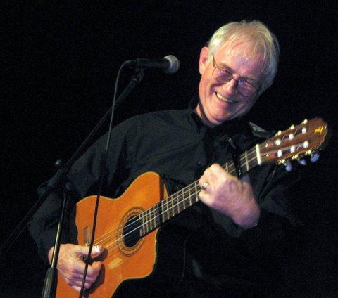 Irish Music with Mick Funge at Farley's