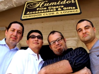 Humidor Club & Lounge at European Village