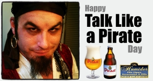 Talk Like A Pirate Day in Palm Coast