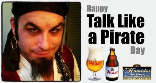 Talk Like A Pirate Day in Palm Coast
