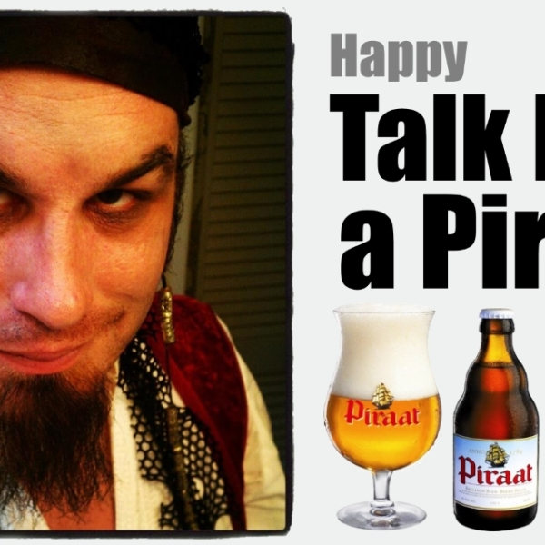 Talk Like A Pirate Day | The Humidor