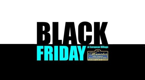 Black Friday, The Humidor