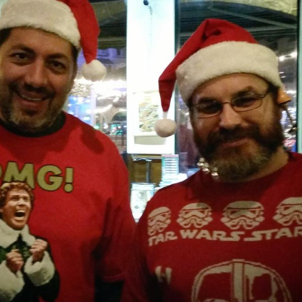 The Humidor's Ugly Christmas Sweater Party