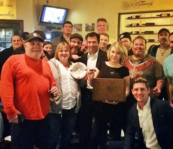 Rocky Patel Cigar Social | The Humidor Cigar <br/>Bar & Lounge
