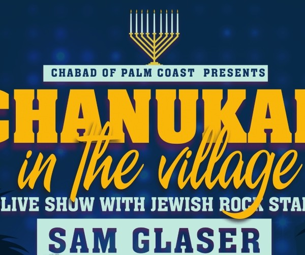 Chanukah In the Village