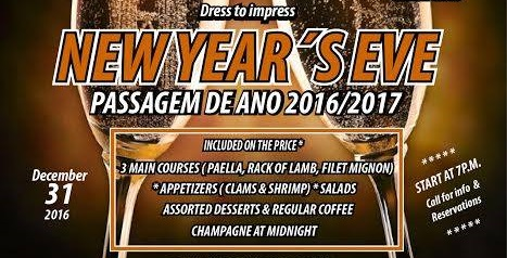 Dress to Impress | New Year's Eve at the Lisbon