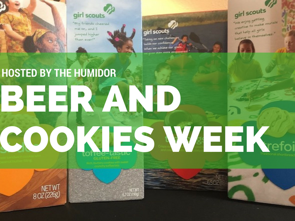 Beer & Cookies Week