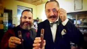 Cigars at The Humidor