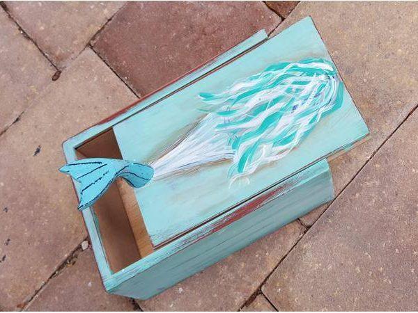 Mermaid Treasure Box Workshop