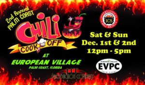 Chili Cook-Off at European Villiage
