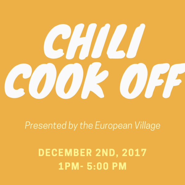 Chili Cook-Off | European Village