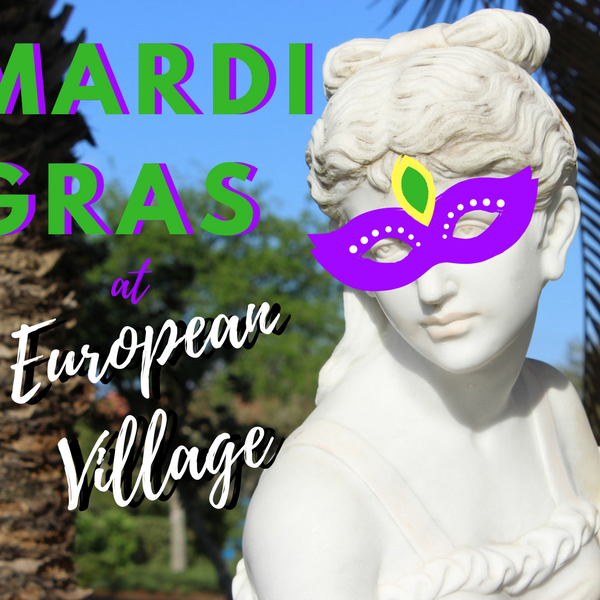 Mardi Gras at the European Village