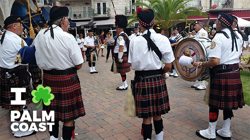 St. Patrick's Day at European Village, Palm Coast