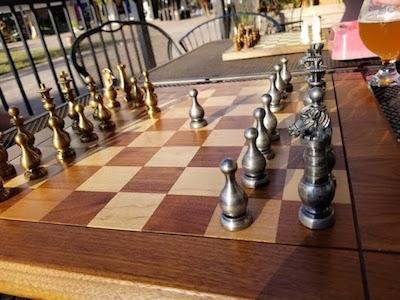 Chess, Crafts & Cigars   The Humidor Cigar Bar & Lounge