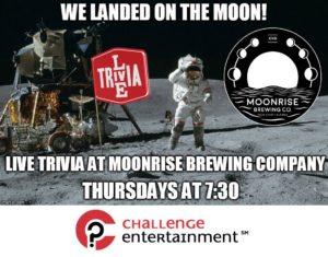 Trivia at Moonrise