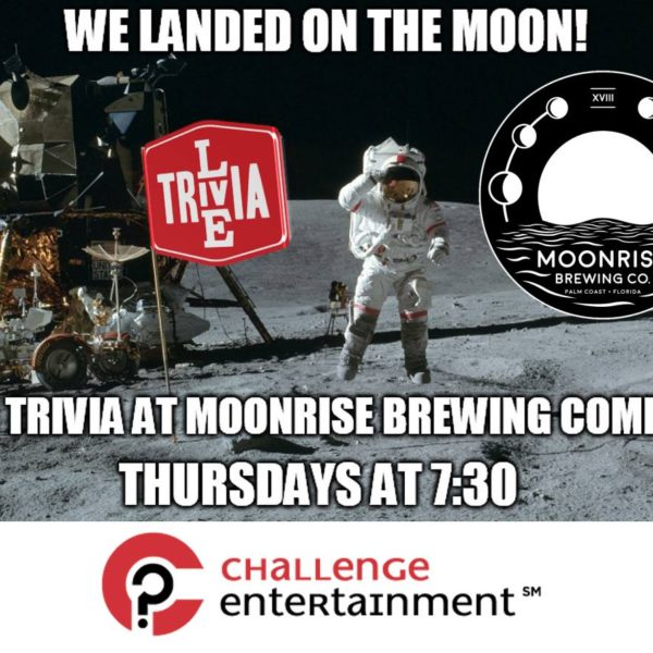 Live Trivia at Moonrise Brewing Company