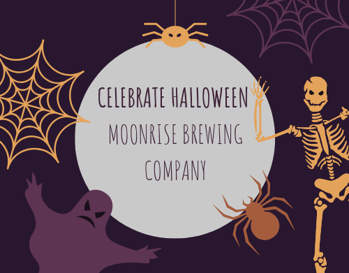Annual Halloween Party | at the Moonrise Brewing Company