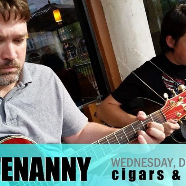 The Humidor Hootenanny – Cigars & Guitars | European Village