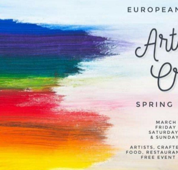 Arts and Crafts Spring Market | European Village